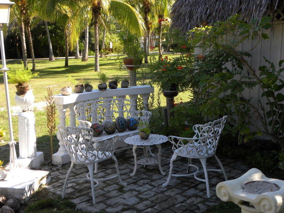Zum Verweilen Hotel Melia Las Antillas