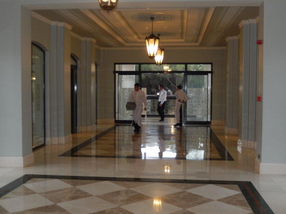 Le hall d\'entrée du resto\