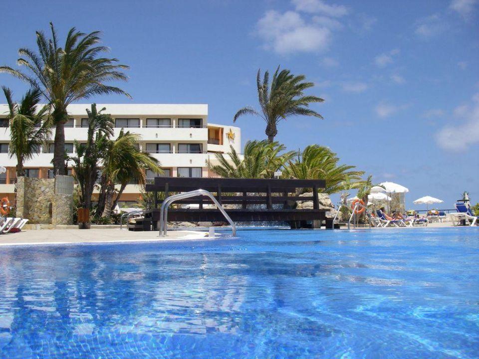 Im sogenannten kalten Pool Iberostar Playa Gaviotas