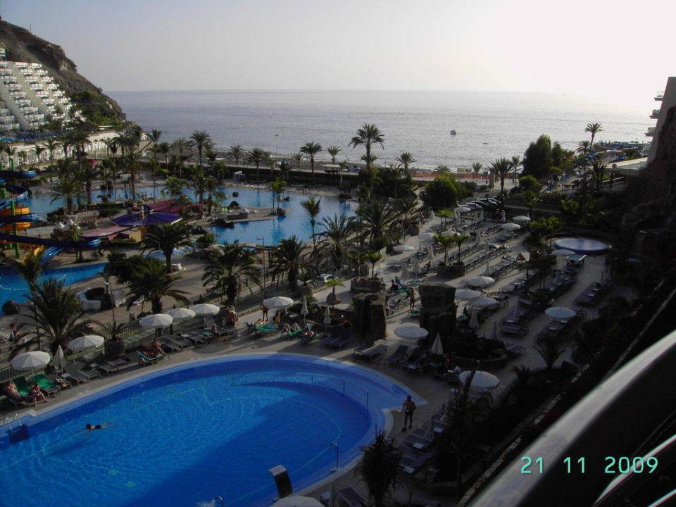 Abendstimmung Hotel Paradise Valle Taurito