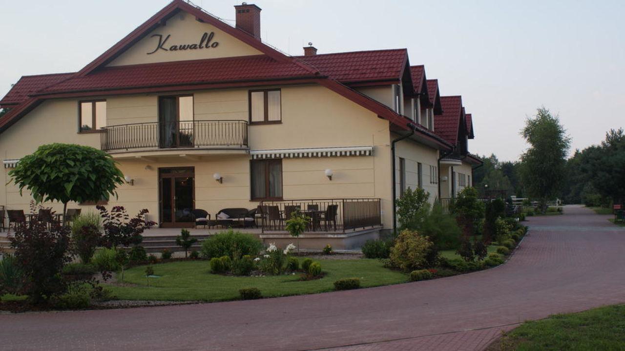 Wygląd zewnętrzny hotelu Hotel Kawallo