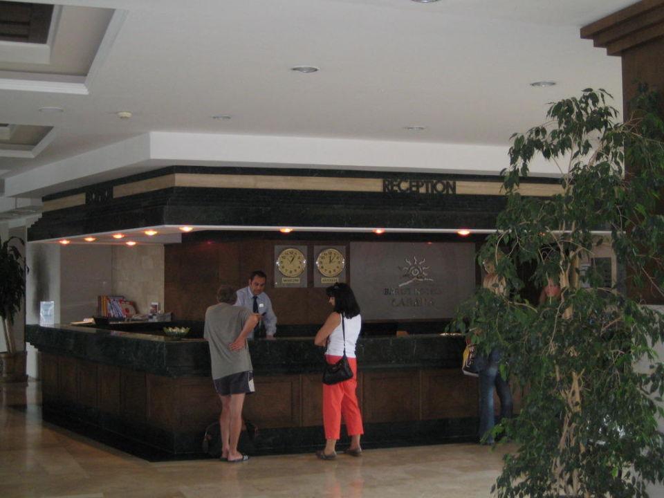 Lobby Hotel Armas Labada