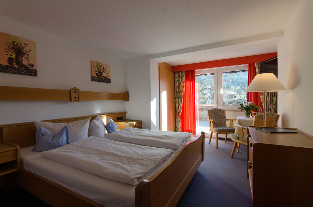 Doppelzimmer Alpenrose Hotel Alpengasthof Löwen