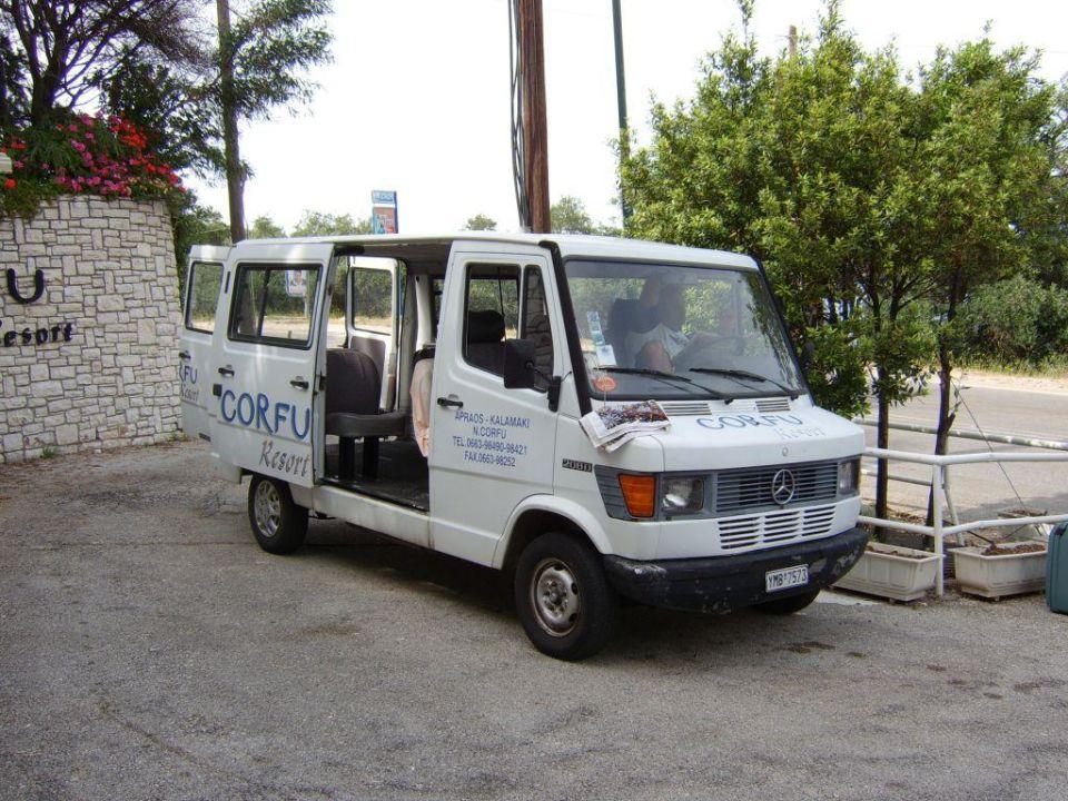 Hotelbus Hotel Corfu Resort