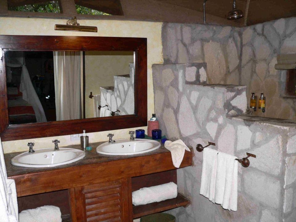 Bad Hotel Olonana Safari Camp