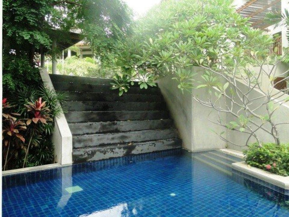 Pool The Briza Beach Resort Samui