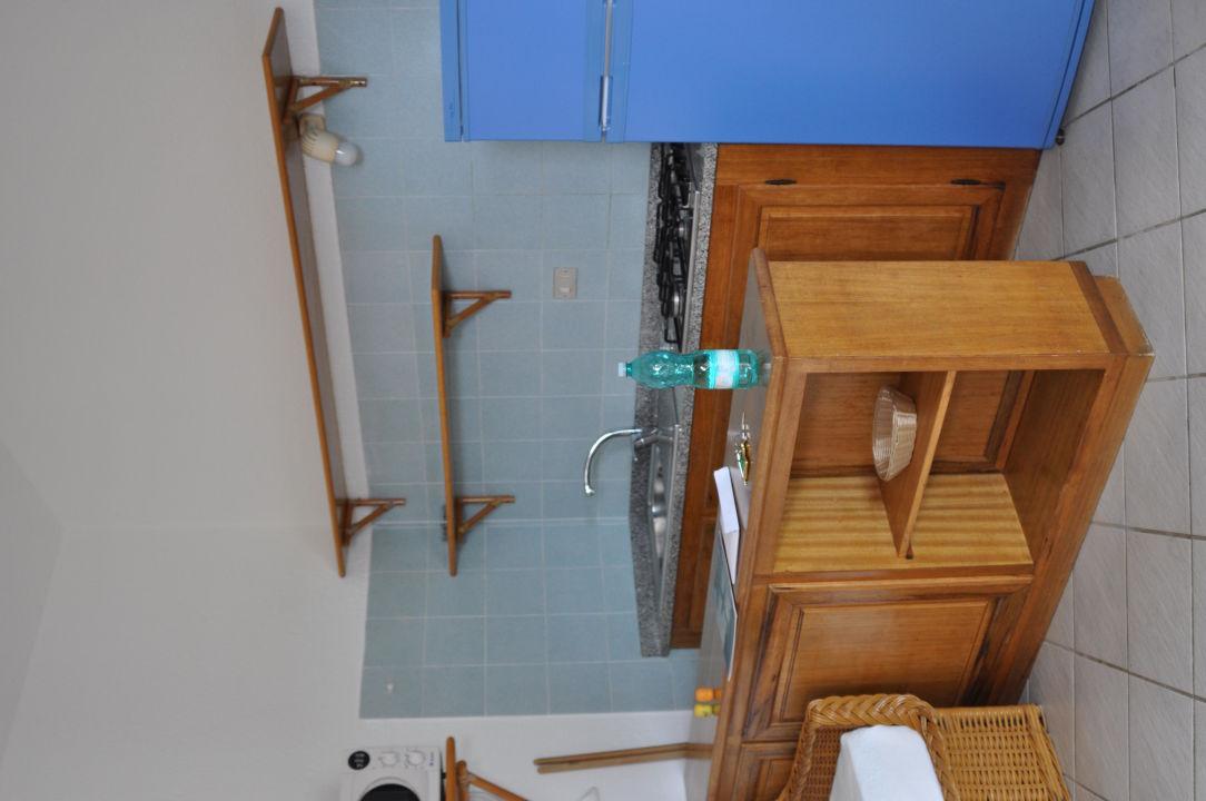 Küche Hotel Residence Fenicia