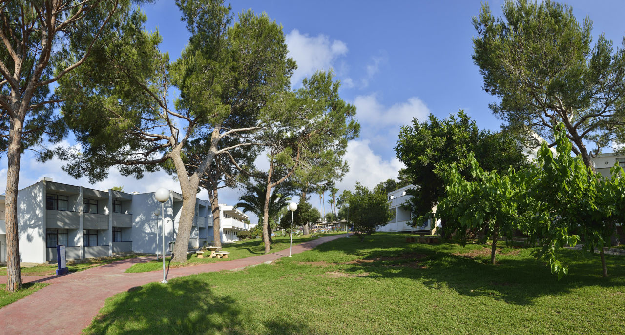 Gartenanlage Sol Cala Antena by Melia