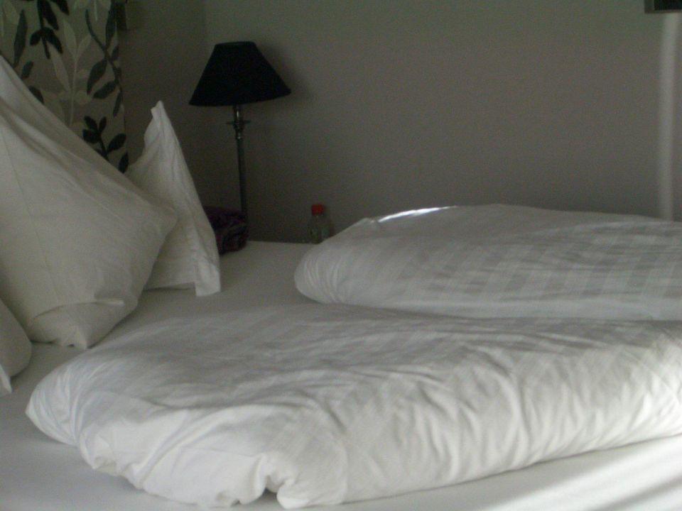 Herz im Schlafzimmer Garni-Hotel Minigolf