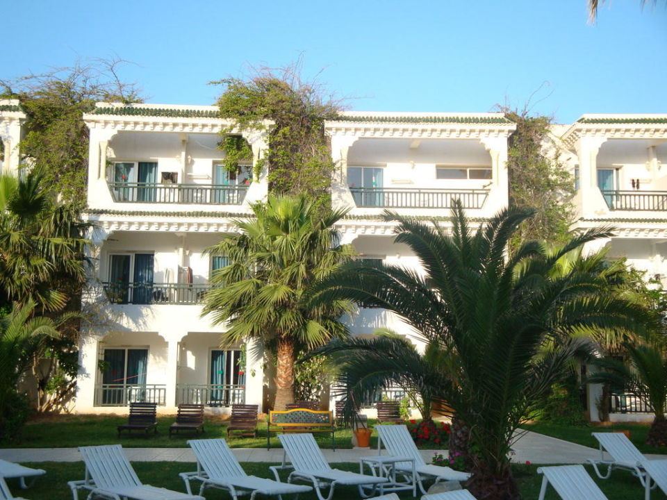 Hotelzimmer am Pool Palmyra Golden Beach