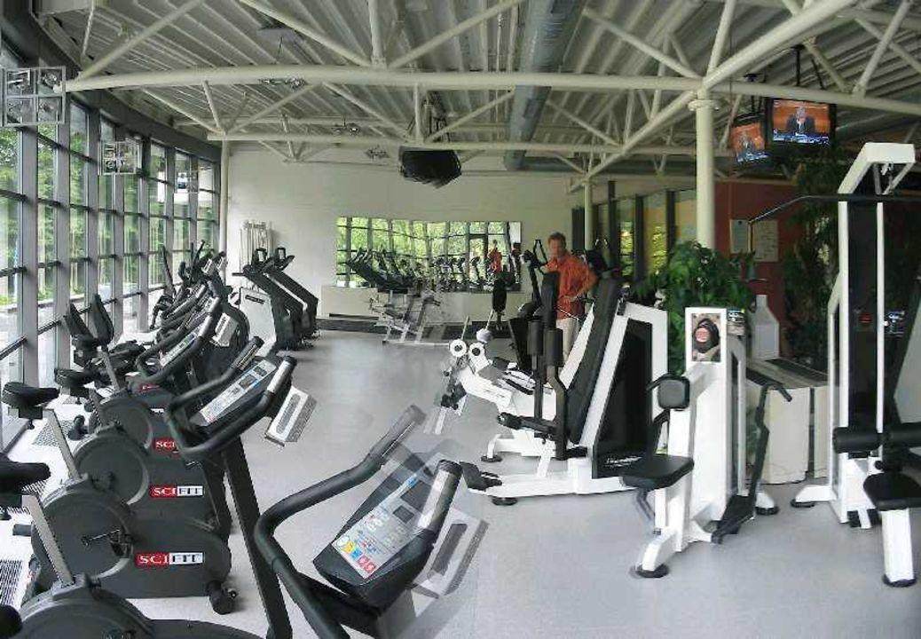 Fitness-Center Dorint Hotel & Sportresort Arnsberg-Sauerland