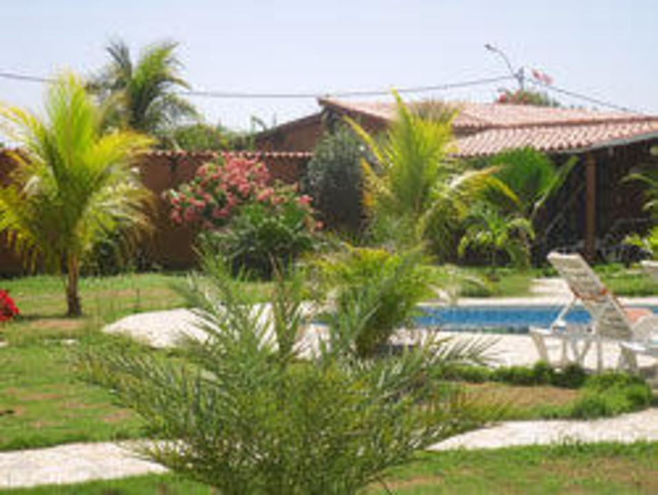 Garten3 Ferienhaus Villa Cocuyo Apartments