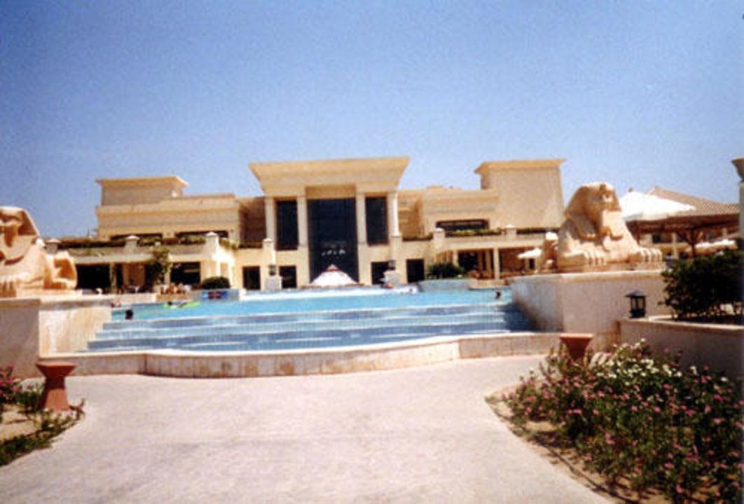 Pool Hotel Sheraton Soma Bay Resort