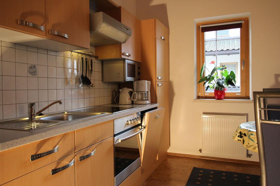 Fewo 2 Küche 3 Appartement Kuen