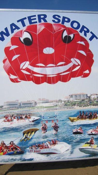 Wassersport Stone Palace Resort