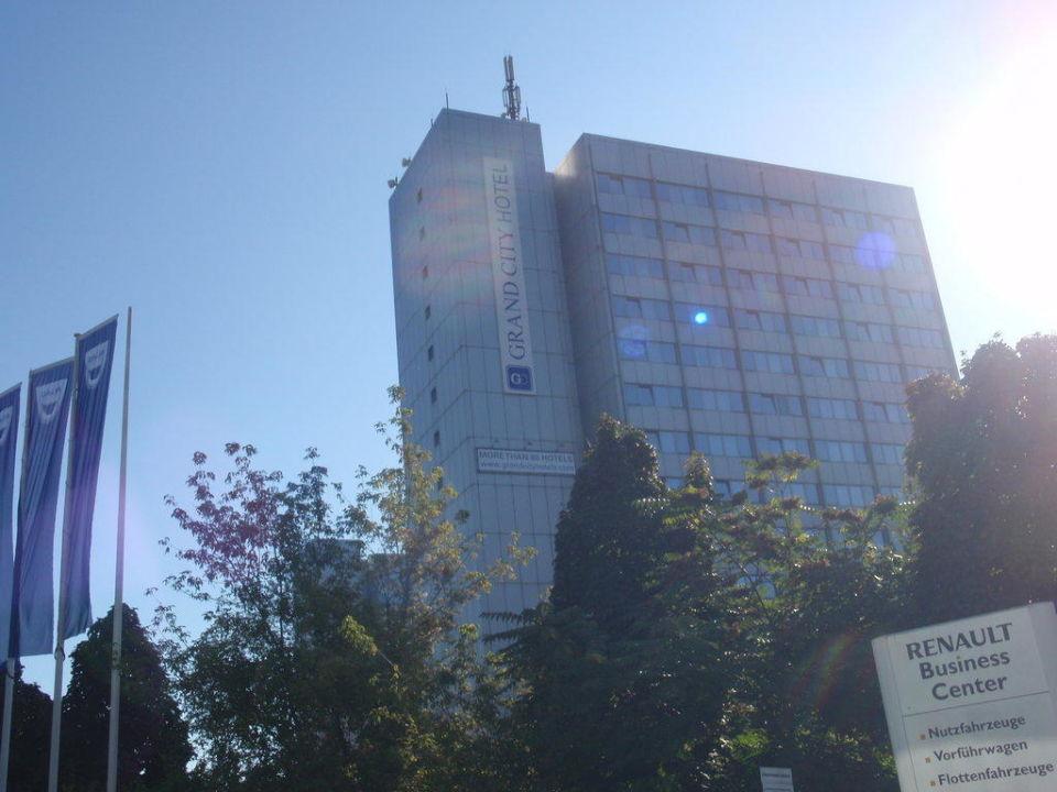 Aussenansicht City Hotel Berlin East