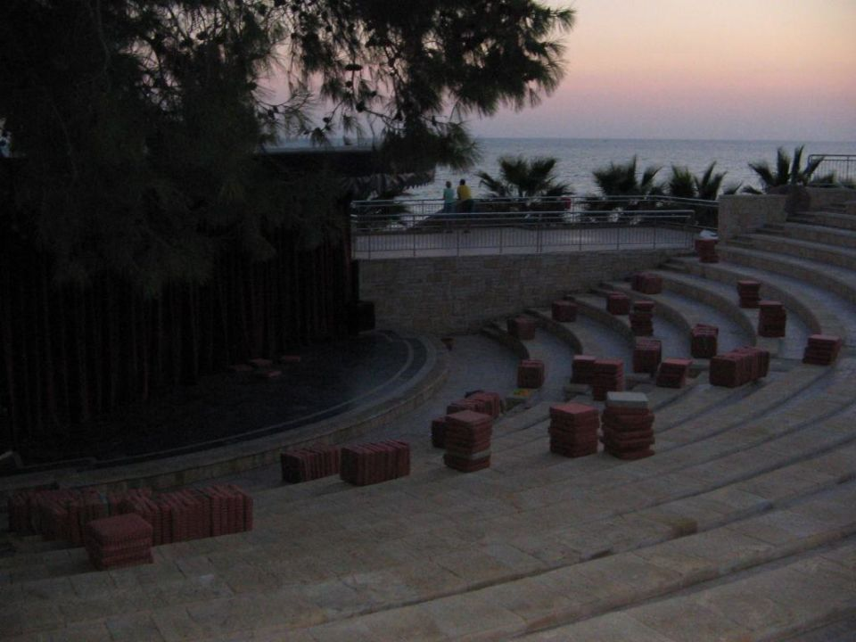 Amphitheater Melas Resort und Melas Holiday Village Hotel Melas Resort