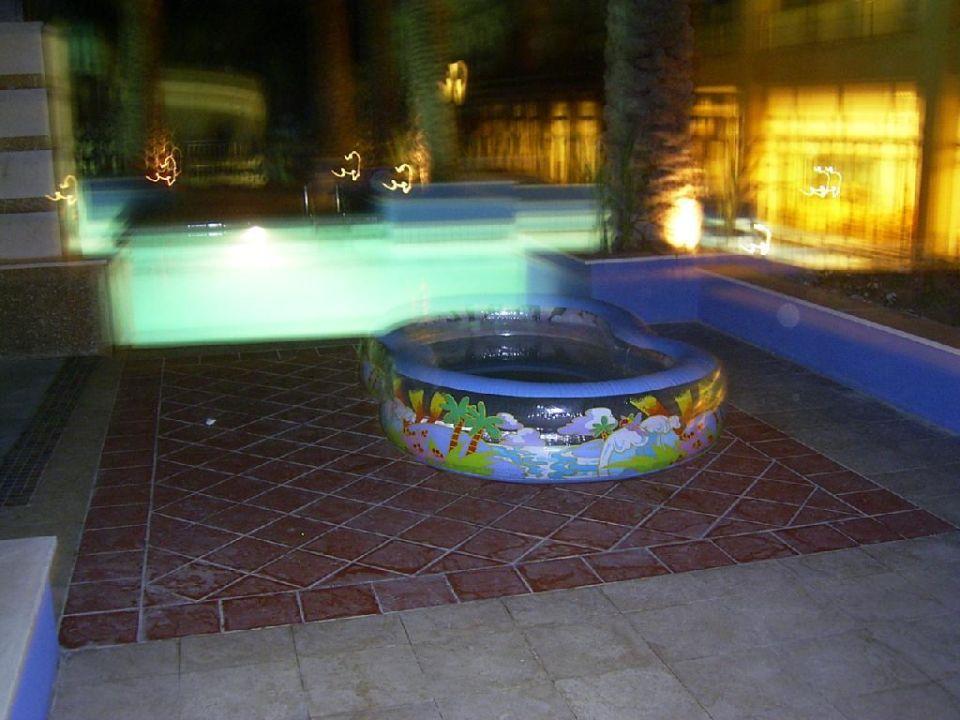 Das Kinderplanschbecken lti Xanthe Resort & Spa