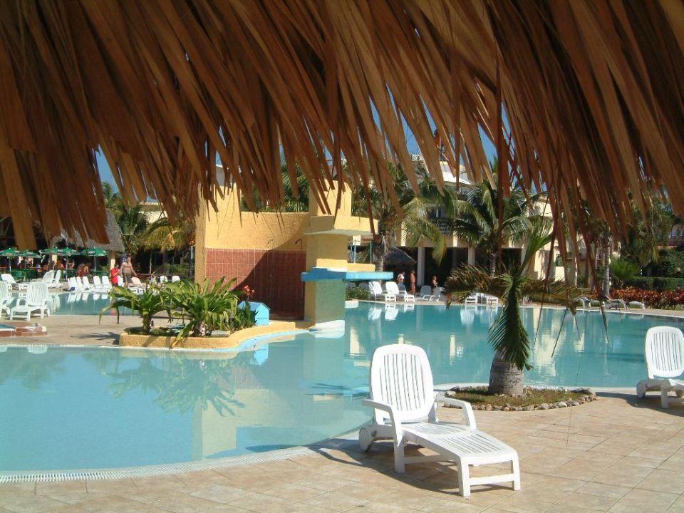 Pool des Hotel Villa Tortuga Gran Caribe Villa Tortuga