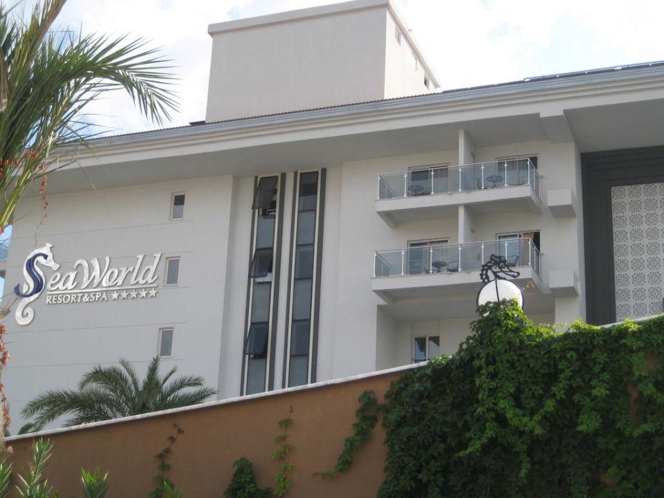 Hotelansicht SunConnect Sea World Resort & Spa