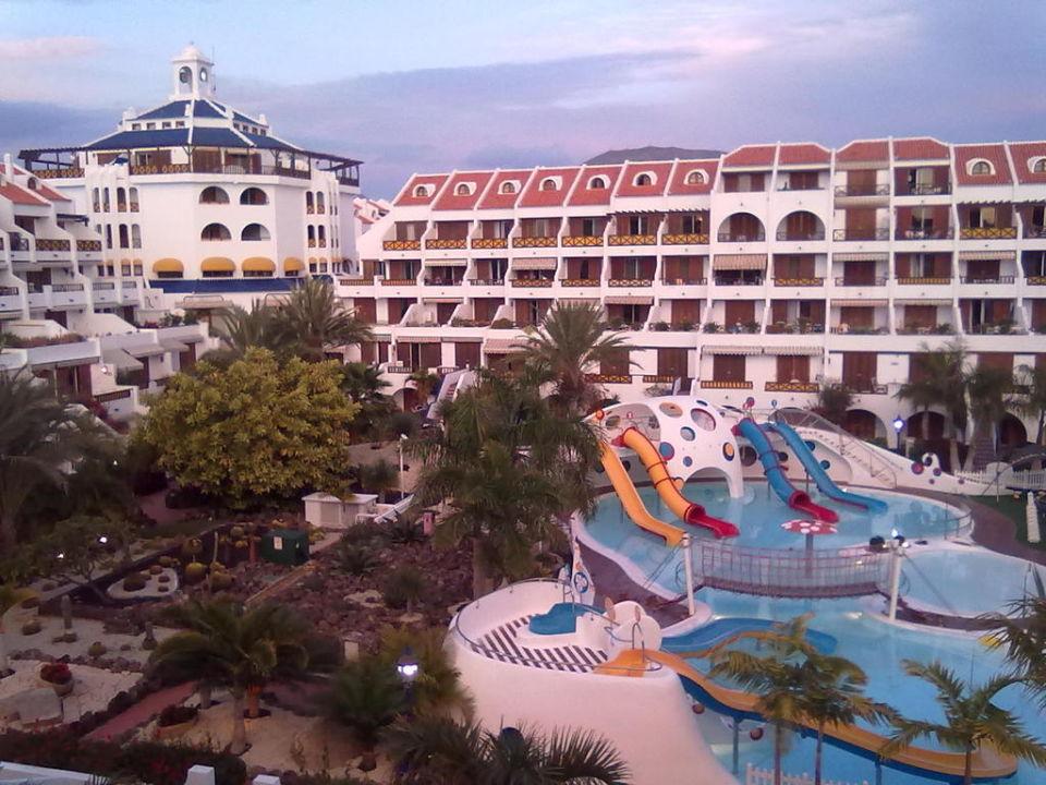 Zimmerblick apartamentos parque santiago 3 playa de las americas holidaycheck teneriffa - Apartamentos parque santiago ...