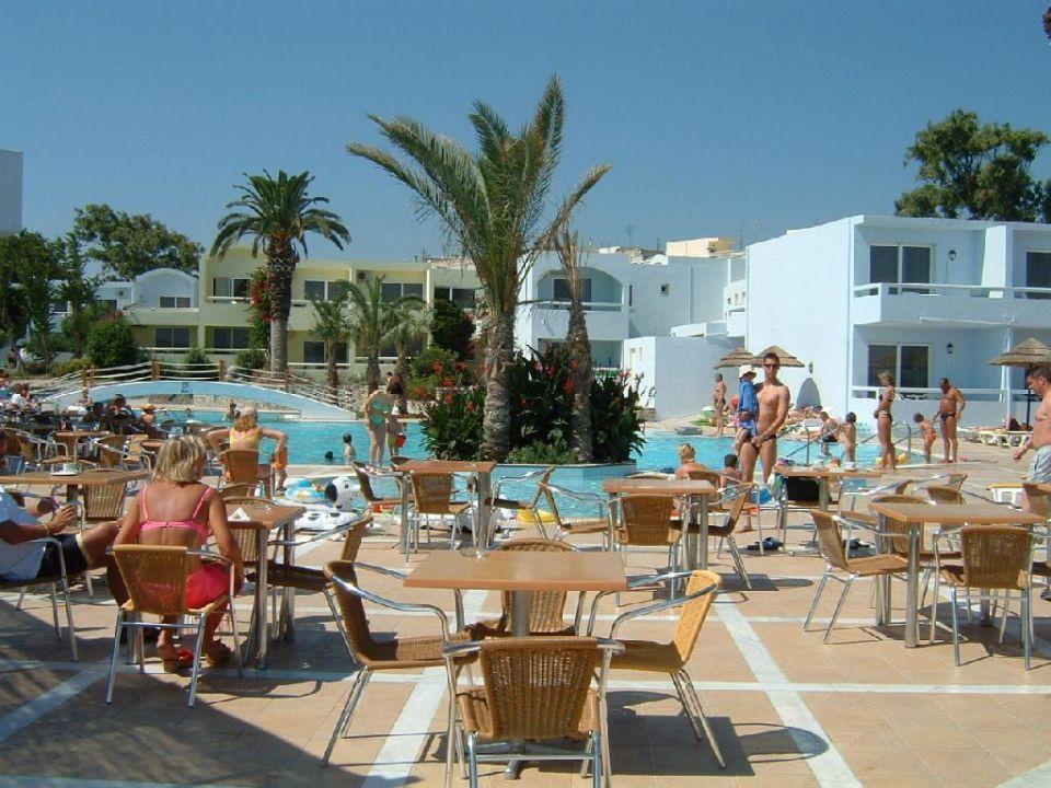 Pool Avra Avra Beach Resort Hotel & Bungalows