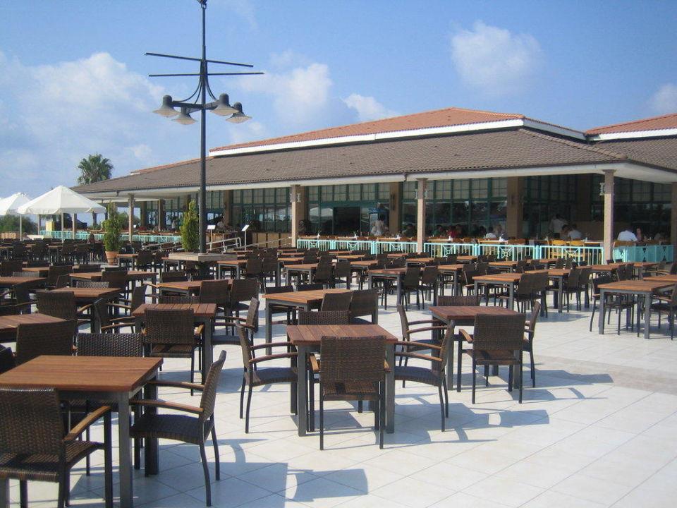Bild sehr schöne 2 stöckige gebäude zu euphoria palm beach resort