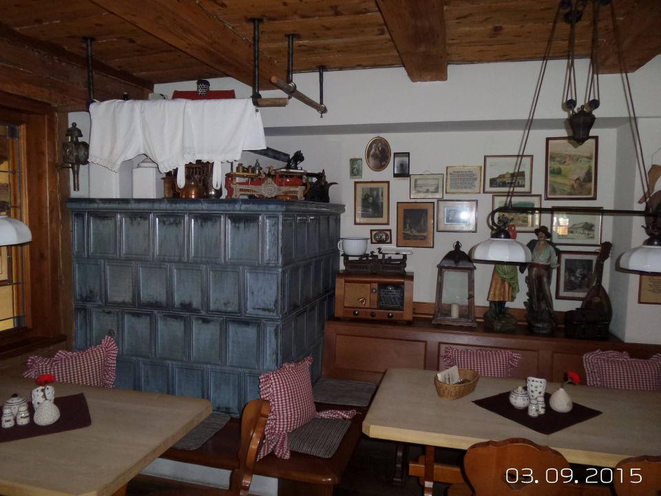 """Sehr Rustikale Einrichtung """" Gasthof & Hotel Dammschenke (Jonsdorf"""