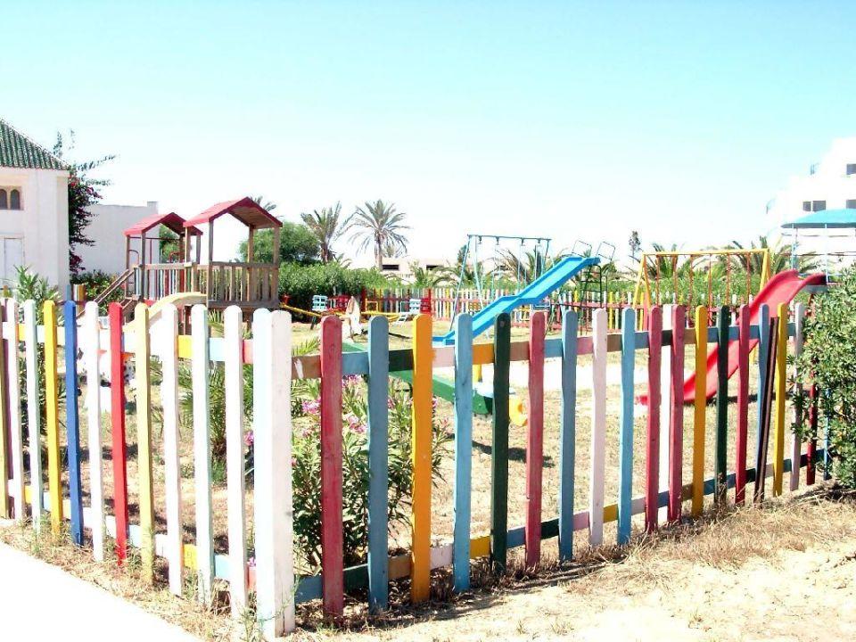 Kinderspielplatz Dessole Bella Vista Resort