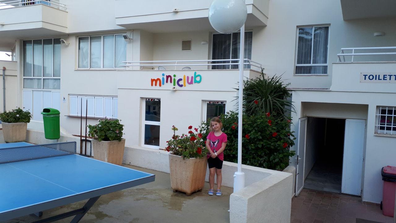 Sport & Freizeit Aparthotel Playa Dorada