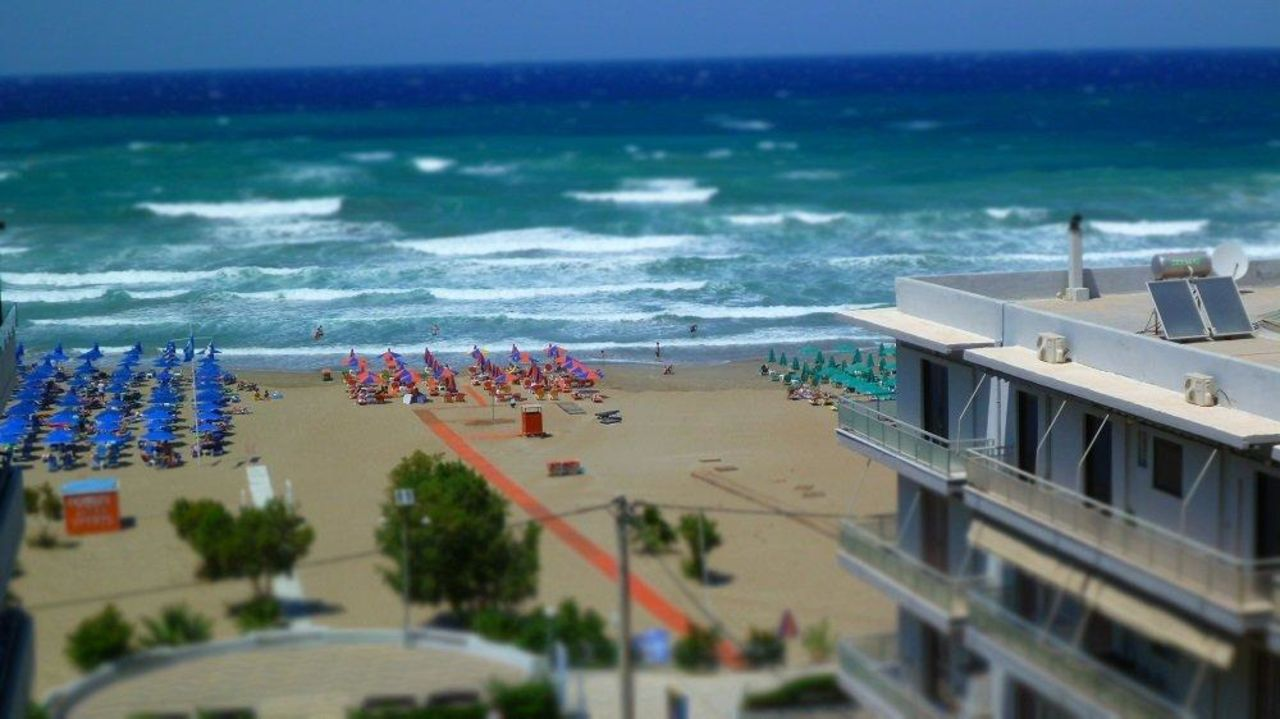 Kriti Beach Hotel Kreta