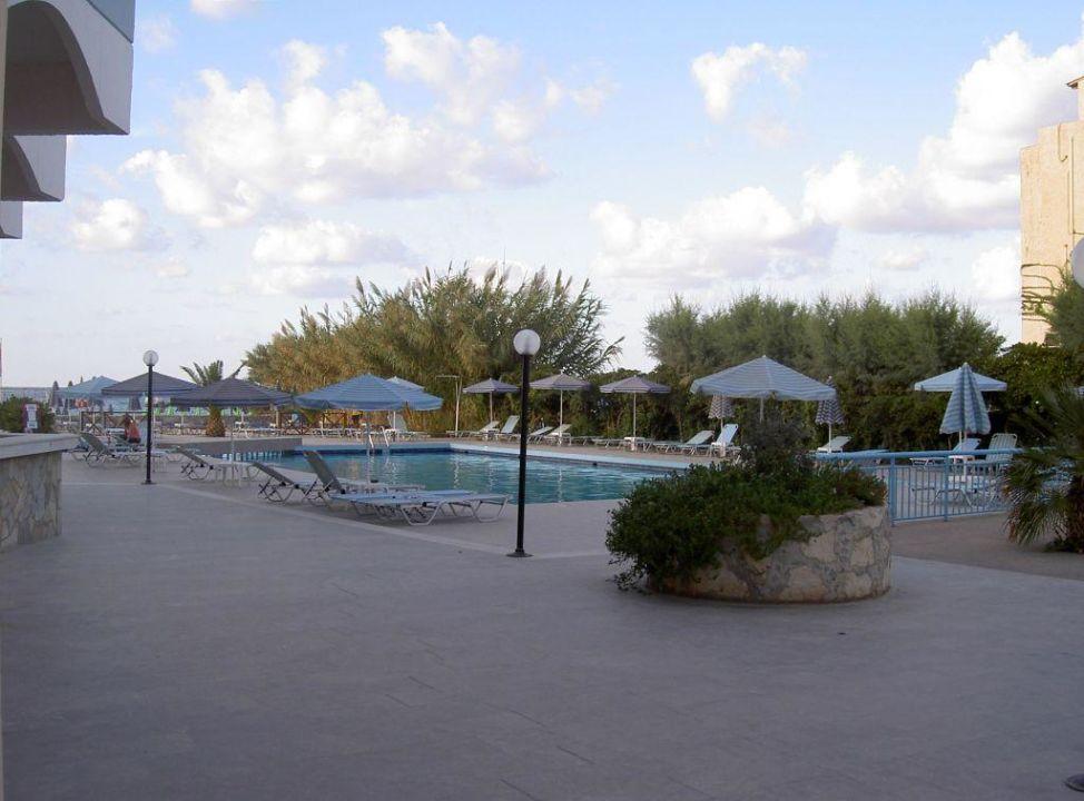 Poolanlage Hotel Kathrin Beach