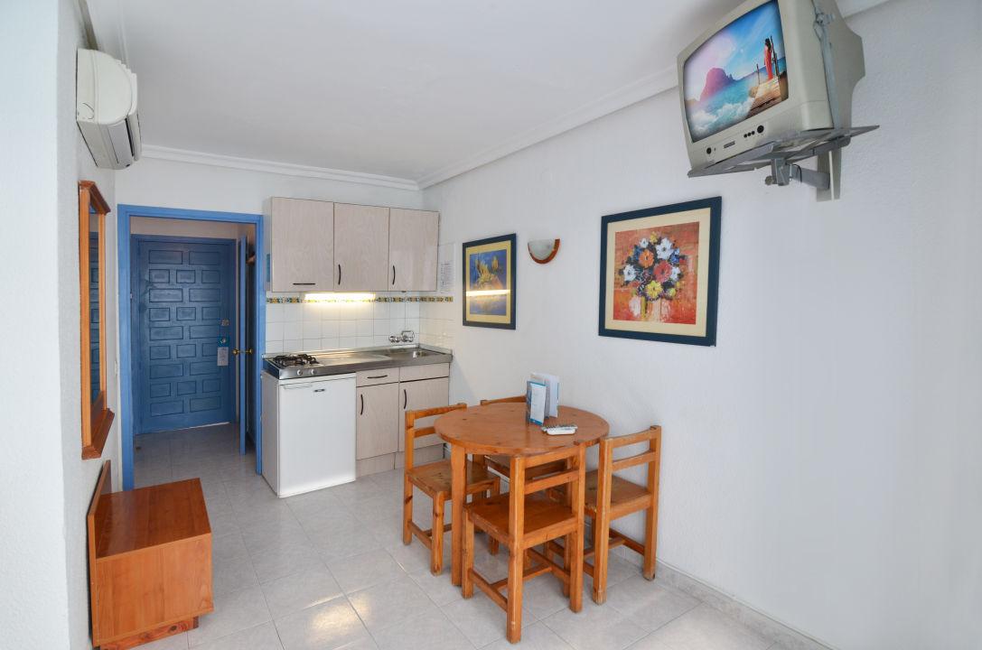 Zimmer Apartamentos Playa Sol & Jabeque Dreams