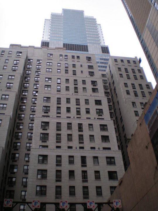Bild Lobby Zu Hotel Holiday Inn New York City Midtown 57th Street