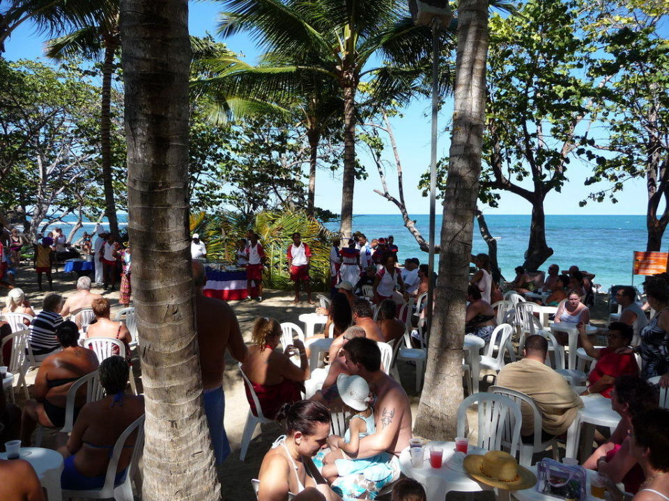 Grillparty Hotel Puerto Plata