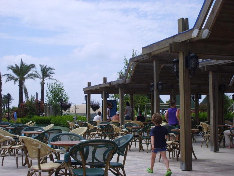 Darten buiten bij het zwembad met animatieteam Trendy Aspendos Beach Hotel