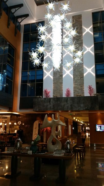 Lobby Belek Beach Resort Hotel