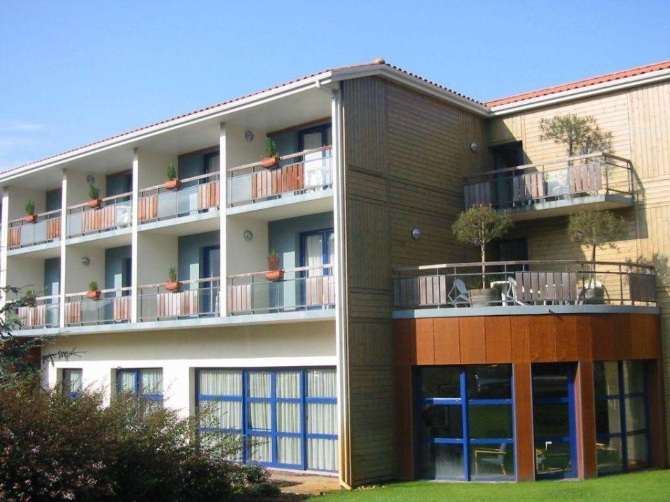 Hotelgebäude Hotel Novotel Arcachon