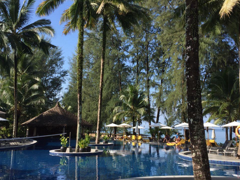 pool nur f r erwachsene x10 khaolak resort nang thong beach holidaycheck khao lak phang. Black Bedroom Furniture Sets. Home Design Ideas