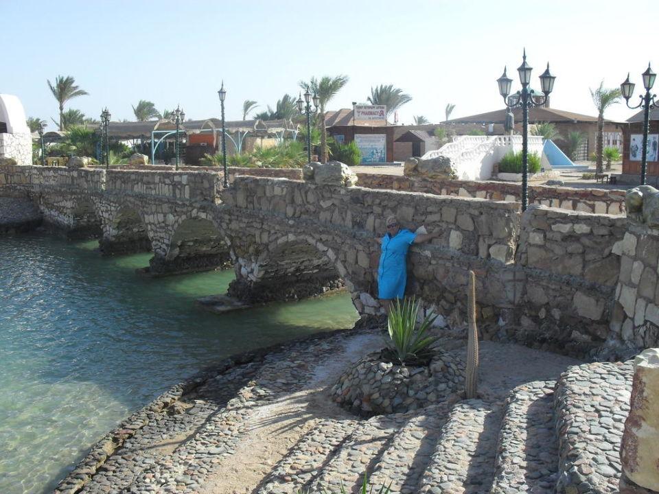 Каменный мост Paradise Resort And Aqua Park