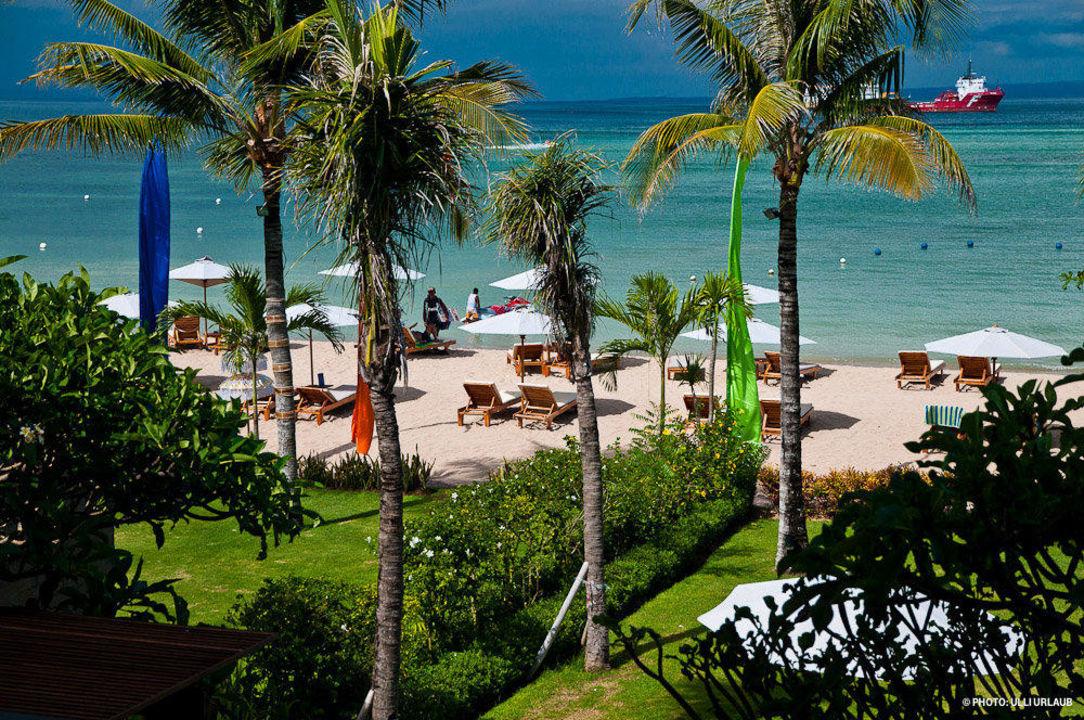 Blick auf die Anlage Hotel The Oasis Benoa Beach Resort