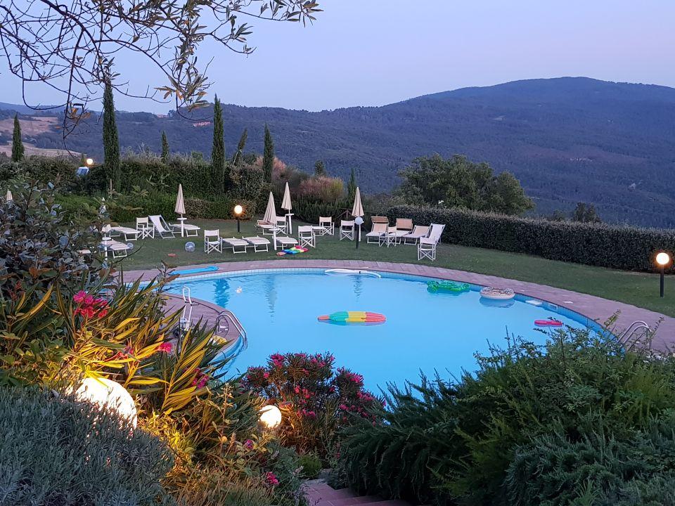 Pool Hotel Tenuta Quadrifoglio