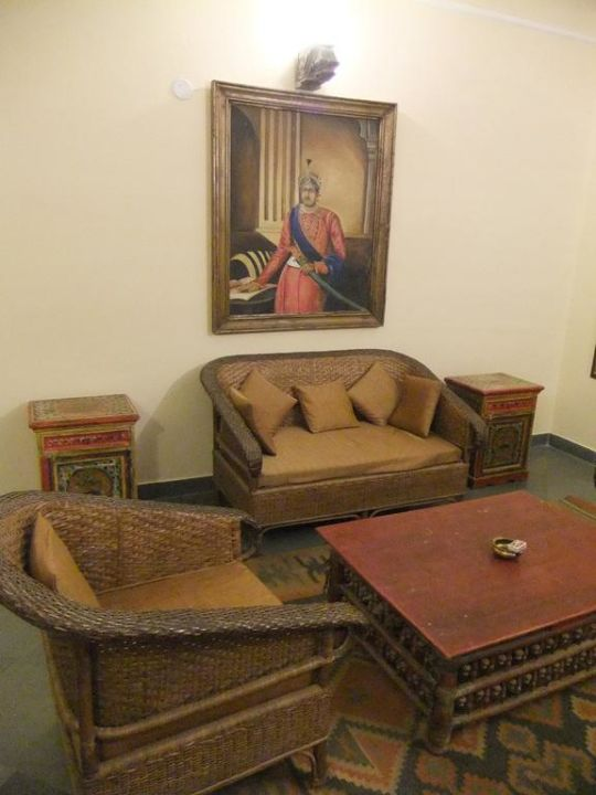 Herrschaftliches Wohnzimmer Hotel The Royal Retreat