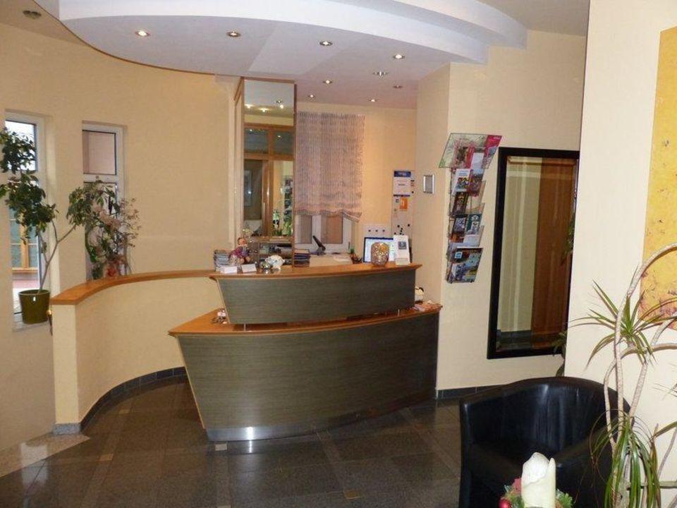 Lobby Altstadthotel Kneitinger