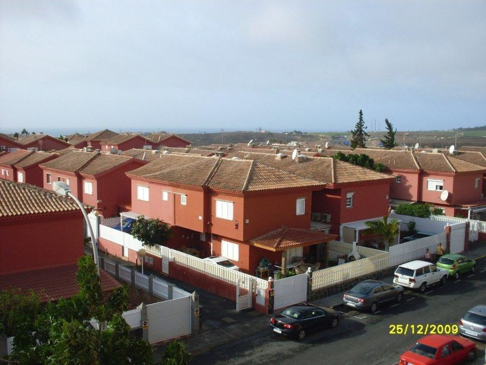 Ausblick vom Balkon Richtung Meer Mirador Maspalomas by Dunas