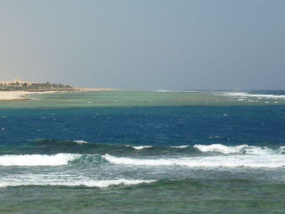 Riffbereich Mövenpick Resort El Quseir