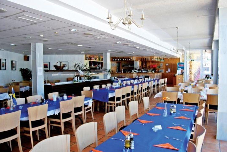 Restaurante - comedor\