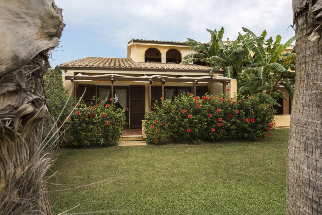 Außenansicht Lantana Resort