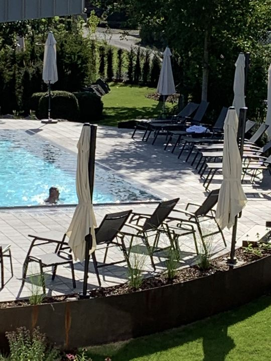 Pool MICHELS Wellness- & Wohlfühlhotel