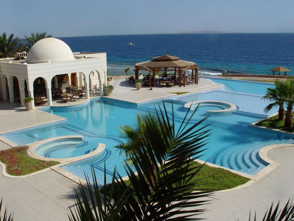Hotelpool The Oberoi Sahl Hasheesh
